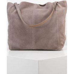 Shopper bag damskie: KIOMI Torebka taupe