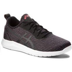Buty ASICS - Kanmei 2 1022A011  Black/Black 001. Czarne buty do biegania damskie marki Asics. W wyprzedaży za 189,00 zł.