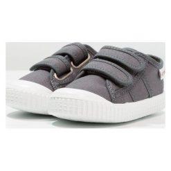 Tenisówki męskie: Victoria Shoes BASKET LONA DOS VELCROS Tenisówki i Trampki antracita