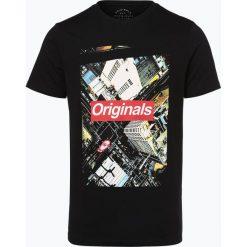 Jack & Jones - T-shirt męski, szary. Szare t-shirty męskie z nadrukiem Jack & Jones, m. Za 59,95 zł.
