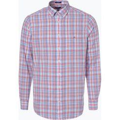 Gant - Koszula męska, niebieski. Niebieskie koszule męskie na spinki GANT, m, z bawełny. Za 449,95 zł.