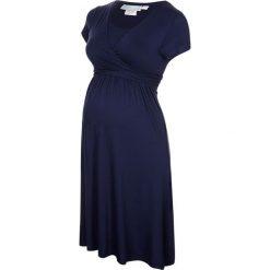 Sukienki hiszpanki: JoJo Maman Bébé Sukienka z dżerseju blau