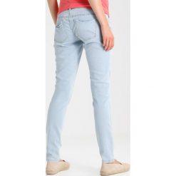 MAMALICIOUS MLHARMONY Jeansy Slim Fit light blue denim. Niebieskie jeansy damskie relaxed fit MAMALICIOUS. W wyprzedaży za 146,30 zł.