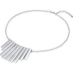 Naszyjniki damskie: Posrebrzany naszyjnik z zawieszką – dł. 43 cm