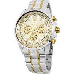 """Zegarki męskie: Zegarek """"Washington"""" w kolorze srebrno-złotym"""