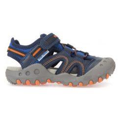 Buty sportowe chłopięce: Geox Sandały Chłopięce Kyle, 29 Niebieski