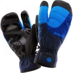 Rękawiczki męskie: IGUANA Rękawiczki męskie SALLE Dress Blue r. L/XL