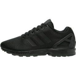 Adidas Originals ZX FLUX Tenisówki i Trampki schwarz. Czarne tenisówki damskie marki adidas Originals, z materiału. Za 379,00 zł.