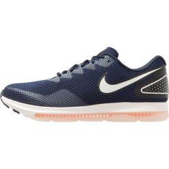 Nike Performance ZOOM ALL OUT LOW 2 Obuwie do biegania treningowe obsidian/sail/black. Niebieskie buty do biegania męskie Nike Performance, z materiału. Za 589,00 zł.