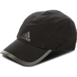 Czapka z daszkiem adidas - R96 Cl Cap CF9630 Black/Black/Blkref. Czarne czapki z daszkiem damskie Adidas, z elastanu. Za 89,00 zł.