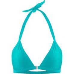 Stroje dwuczęściowe damskie: Biustonosz bikini w kolorze błękitnym