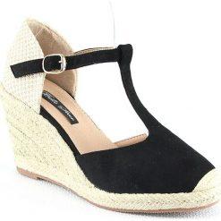 Sandały damskie: Sandały w kolorze czarnym