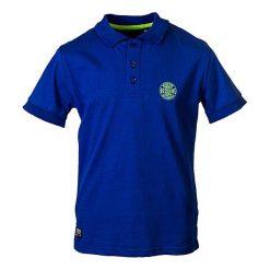 T-shirty chłopięce: Koszulka polo w kolorze niebieskim