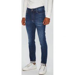 Tommy Jeans - Jeansy Simon. Niebieskie jeansy męskie skinny marki Tommy Jeans. Za 499,90 zł.