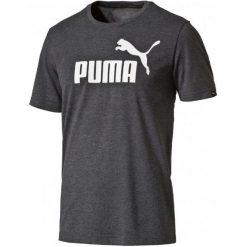 Puma Koszulka Sportowa Ess No.1 Heather Tee M. Niebieskie koszulki do fitnessu męskie marki Oakley, na lato, z bawełny, eleganckie. W wyprzedaży za 69,00 zł.