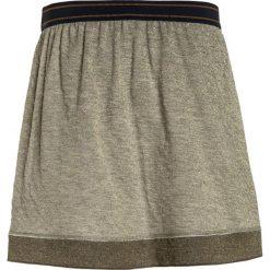 Scotch R'Belle BONDED WITH GLITTER Spódnica mini gold. Żółte minispódniczki Scotch R'Belle, z bawełny. W wyprzedaży za 159,20 zł.
