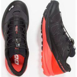 Salomon S/LAB SENSE ULTRA Obuwie do biegania Szlak black/racing red/white. Czarne buty do biegania damskie marki Salomon, z gumy. Za 779,00 zł.