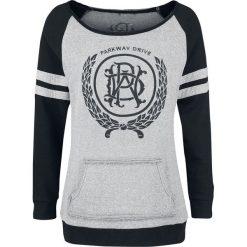 Parkway Drive EMP Signature Collection Bluza damska odcienie szarego/czarny. Czarne bluzy rozpinane damskie Parkway Drive, s, z aplikacjami, z materiału. Za 164,90 zł.