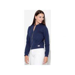 Bluzy damskie: Bluza K210 Granat