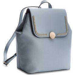 Plecak PUCCINI - BT18527  Blue 7. Niebieskie plecaki damskie Puccini, ze skóry ekologicznej, eleganckie. W wyprzedaży za 149,00 zł.