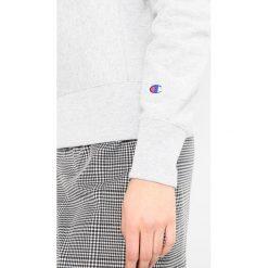 Bluzy rozpinane damskie: Champion Reverse Weave CLASSIC CREWNECK Bluza mottled grey