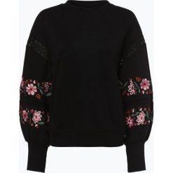 ONLY - Damska bluza nierozpinana, czarny. Czarne bluzy rozpinane damskie ONLY, m, z haftami, z koronki. Za 179,95 zł.