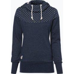 Odzież damska: Ragwear - Damska bluza nierozpinana – Yoda B, niebieski