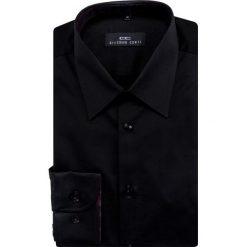 Koszula MARCO 16-06-03. Czarne koszule męskie na spinki marki Cropp, l. Za 259,00 zł.