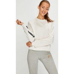 Nike Sportswear - Bluza. Szare bluzy rozpinane damskie Nike Sportswear, l, z bawełny, bez kaptura. Za 219,90 zł.