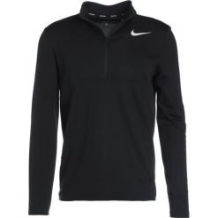 Koszulki sportowe męskie: Nike Golf Koszulka sportowa black/black/silver