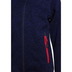 CMP GIRL JACKET FIX HOOD Kurtka z polaru blue/inchiostro. Niebieskie kurtki chłopięce przeciwdeszczowe CMP, z materiału. Za 149,00 zł.