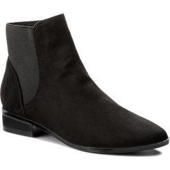 Botki ALDO - Nydia 52169203 98. Czarne buty zimowe damskie ALDO, z materiału, na obcasie. W wyprzedaży za 189,00 zł.