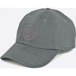 Converse - Czapka. Szare czapki z daszkiem męskie Converse, z bawełny. W wyprzedaży za 79,90 zł.