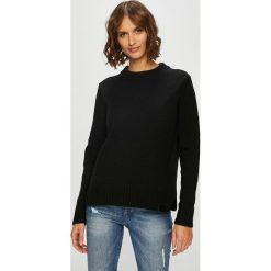 G-Star Raw - Sweter. Czarne swetry oversize damskie G-Star RAW, l, z dzianiny. W wyprzedaży za 379,90 zł.