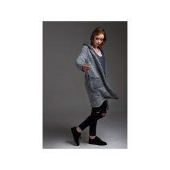 Sweter z kapturem DALET szary melange. Szare swetry klasyczne damskie marki Reserved, m, z kapturem. Za 289,00 zł.