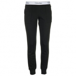 Calvin Klein Spodnie Dresowe Damskie L Czarny. Czarne spodnie dresowe damskie Calvin Klein, m, z dresówki. Za 269,00 zł.