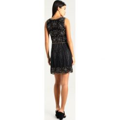 Sukienki hiszpanki: Lace & Beads AMANI DRESS Sukienka koktajlowa black
