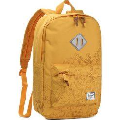 Plecak HERSCHEL - Heritage M 10019-01037 Hny/Winnie. Żółte plecaki męskie Herschel, z materiału, sportowe. W wyprzedaży za 239,00 zł.