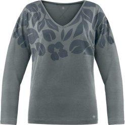 Bluzki asymetryczne: Koszulka w kolorze szarym
