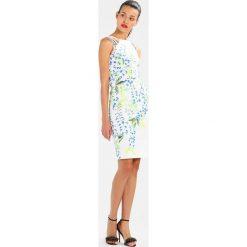 Sukienki hiszpanki: Karen Millen WISTERIA PRINT ON SIGNATURE STRETCH Sukienka etui multicolour
