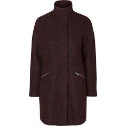 Płaszcze damskie pastelowe: Vero Moda Płaszcz wełniany /Płaszcz klasyczny decadent chocolate