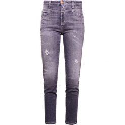 CLOSED PUSHER Jeansy Slim Fit grey. Szare jeansy damskie relaxed fit CLOSED, z bawełny. W wyprzedaży za 734,30 zł.