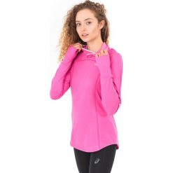 Bluzy rozpinane damskie: Craft Bluza damska Mind LS Hood różowa r. XS