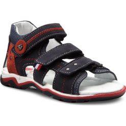 Sandały chłopięce: Sandały LASOCKI KIDS – CI12-2566-12A Granatowy