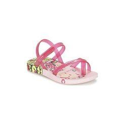 Sandały Dziecko  Ipanema  FASHION V SANDAL BABY. Czerwone sandały dziewczęce Ipanema. Za 87,20 zł.