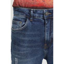 YOURTURN Jeansy Zwężane darkblue denim. Niebieskie jeansy męskie YOURTURN. Za 129,00 zł.