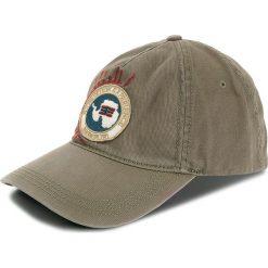 Czapka z daszkiem NAPAPIJRI - Fiarra 1 N0YHNC Khaki GC3. Zielone czapki z daszkiem męskie marki Napapijri, z bawełny. W wyprzedaży za 159,00 zł.