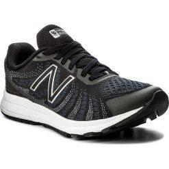 Buty NEW BALANCE - WRUSHBK3 Czarny. Czerwone buty do biegania damskie marki New Balance, z gumy. W wyprzedaży za 299,00 zł.