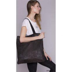 Torebki i plecaki damskie: torba basic świecący grafit