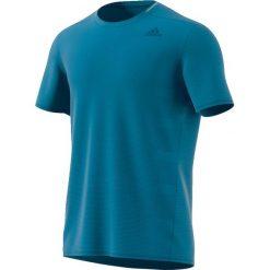 Koszulka do biegania męska ADIDAS SUPERNOVA SHORT SLEEVE TEE / BQ7258 - ADIDAS SUPERNOVA SHORT SLEEVE TEE. Szare koszulki do biegania męskie Adidas, m, z materiału, z krótkim rękawem. Za 165,00 zł.